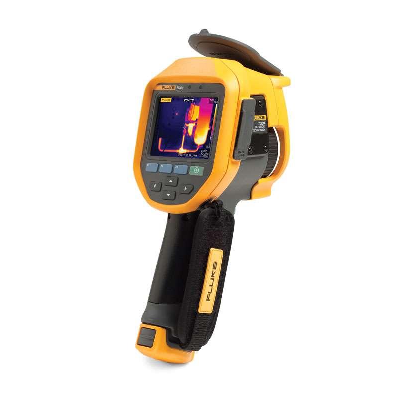 TI200 IR-Fusion™ with AutoBlend® Infrared Camera with LaserSharp™ Auto Focus, 60HZ
