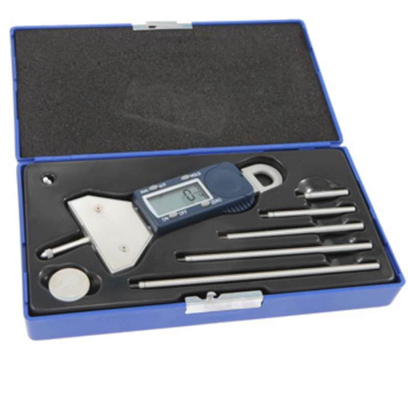Xtra-Value Digital Depth Gage, Reads in Inch, Metric and Fraction