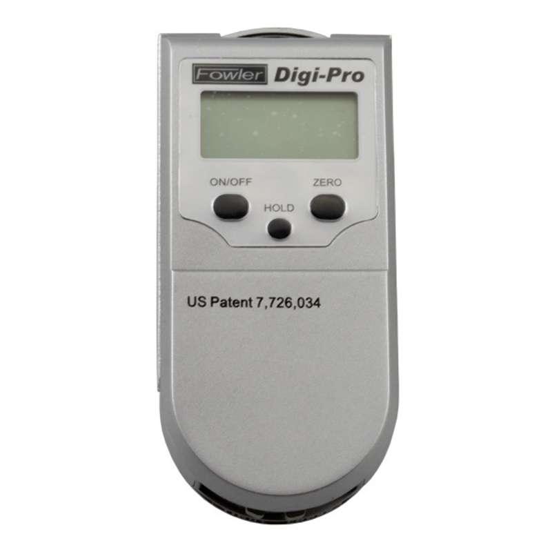 "Digi-Pro Electronic Protractor, 4"" Long"