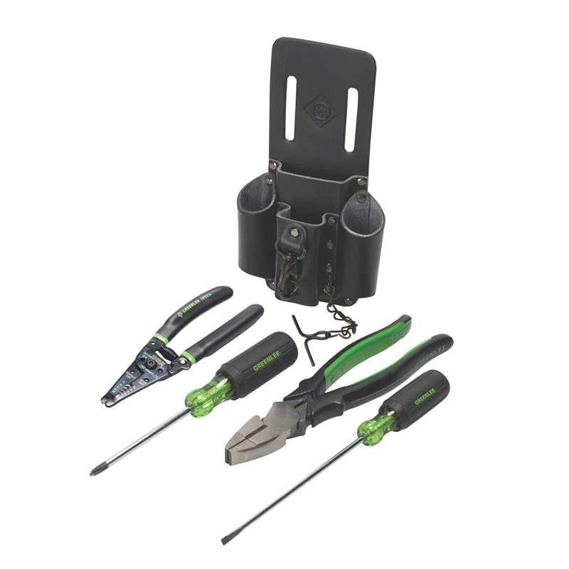 Electrician's Starter Tool Kit, 5 Piece