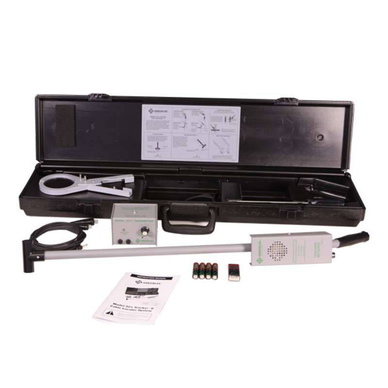 Tracker II Cable Tracker with Range of 4000' and Depth to 7'