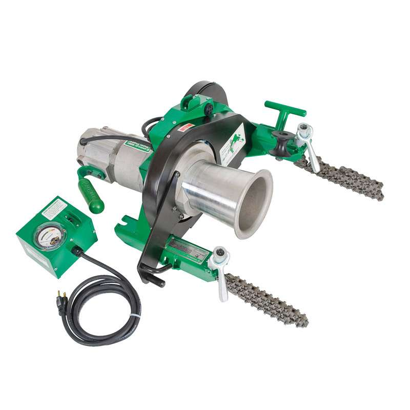 Super Tugger™ Power Cable Puller with Force Gauge, Up to 6,500 lbs, 220V