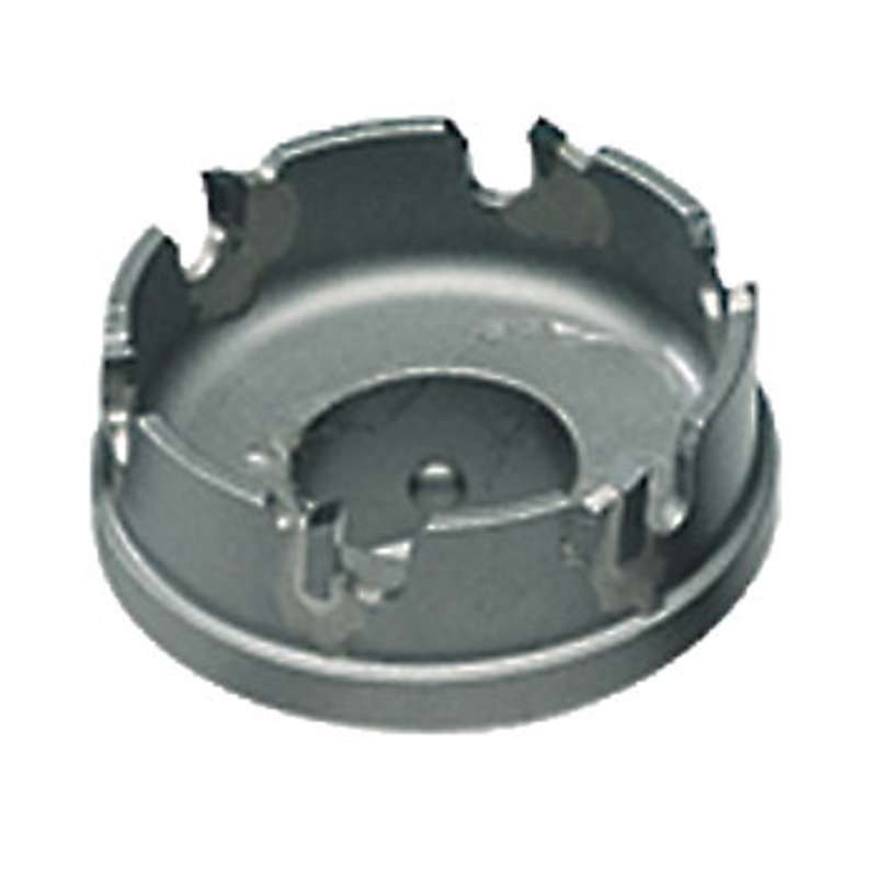 """Kwik Change™, Stainless Steel Carbide Tipped Hole Saw Cutter Head, 1-7/32"""""""