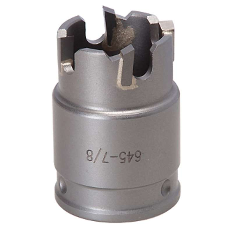"""Kwik Change™ Stainless Steel Carbide Tipped Hole Saw Cutter Head, 7/8"""""""