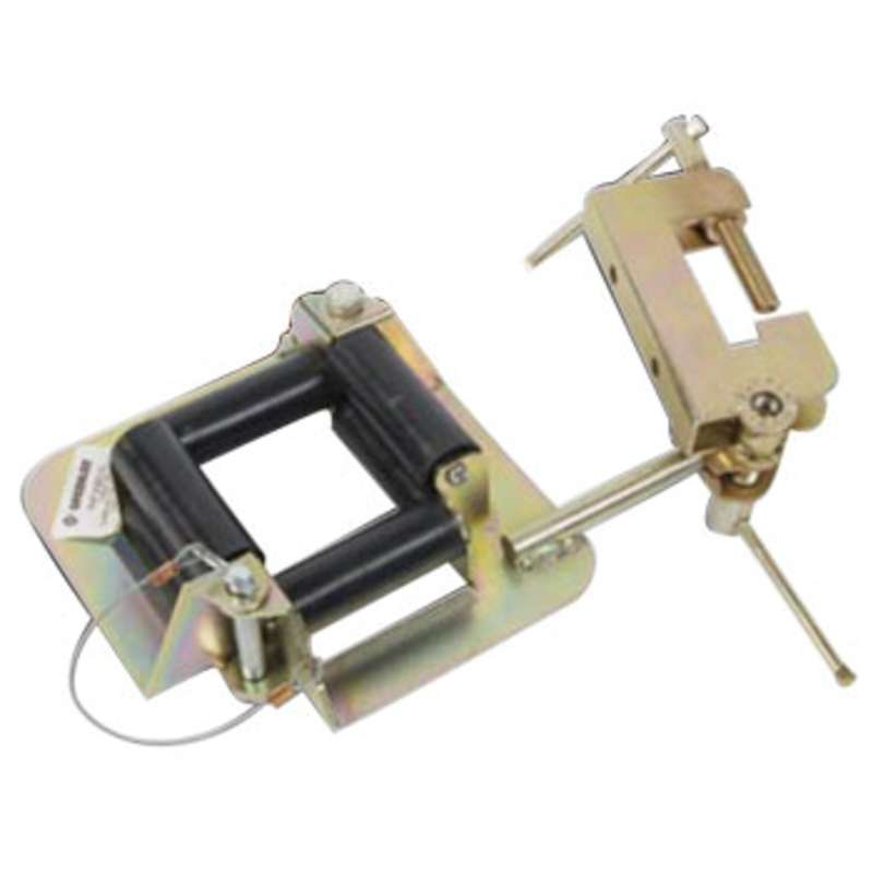 Cable Roller Guide for Installation of Phone, Coax, and Network Cable