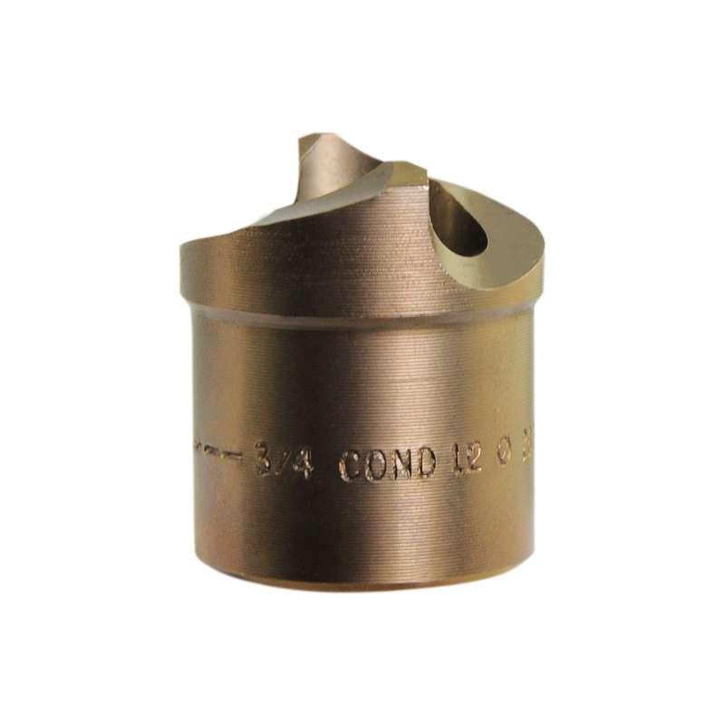 """Slug-Splitter® SC Knockout Replacement Conduit Punch, Hole Size 1.115"""""""