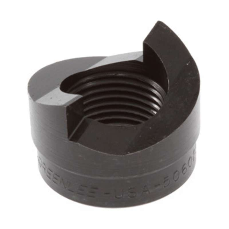 "Slug-Buster® Knockout Replacement Conduit Punch, Hole Size .732"""