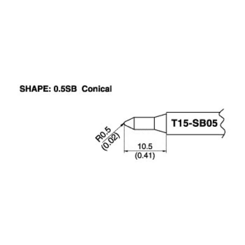 Hakko T15-SB05