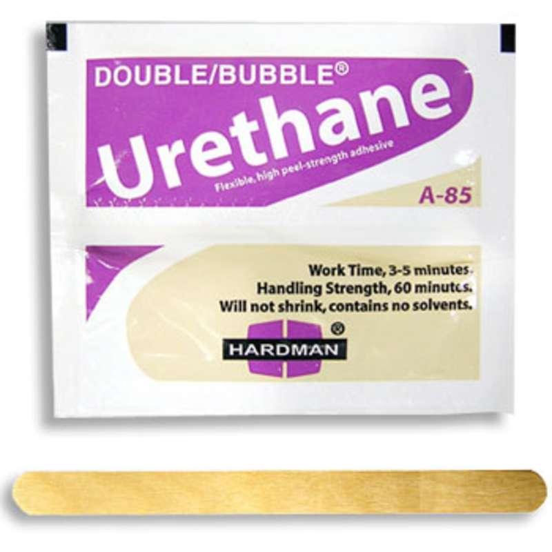 Double/Bubble® Very Flexible General Purpose Urethane Adhesive, 100 Packs per Carton