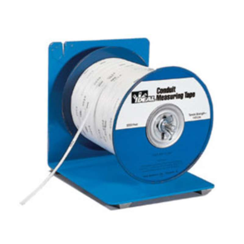 Conduit Measuring Tape 3000 Feet 160 Lb Tensile Strength On Spool