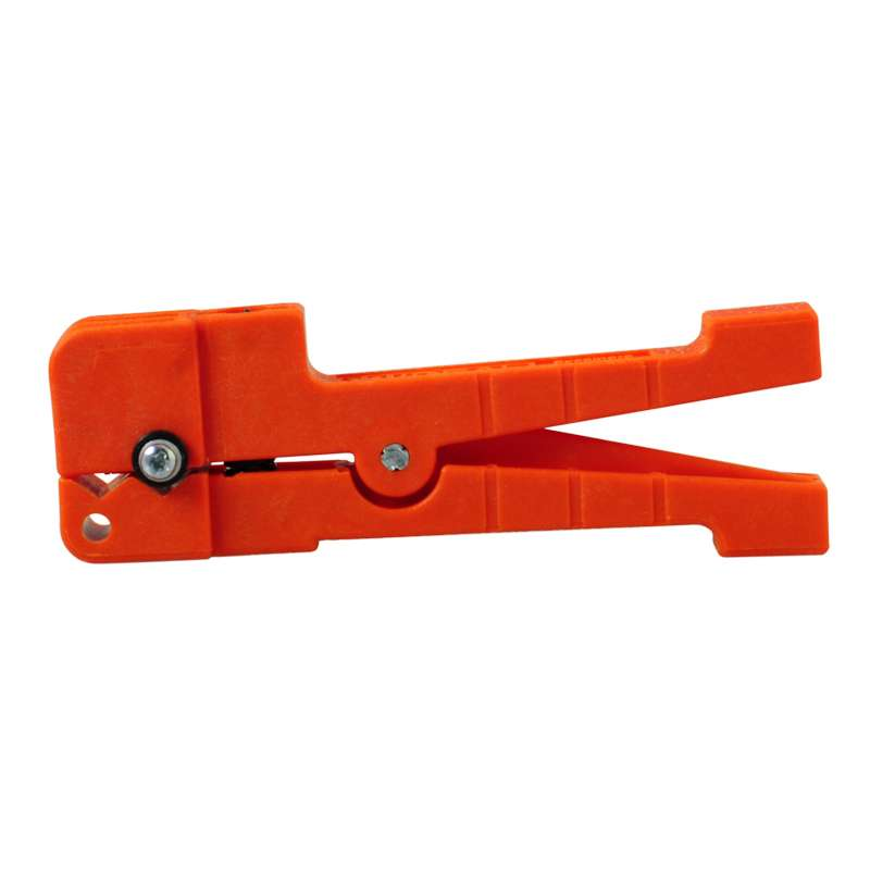 """Ringer™ Cable Stripper for Non-Round Shielded Cables, .0044"""" Cutting Depth K-6492 Blade Included"""
