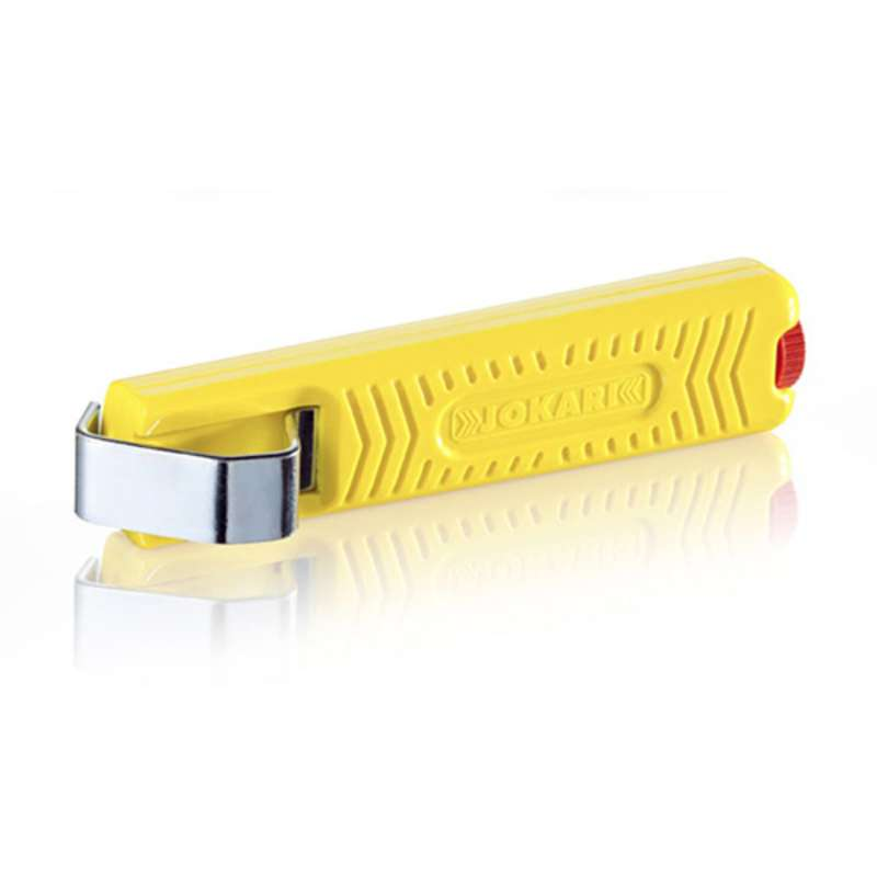 """Standard Model 27 Round Cable Stripper for 5/16 to 1-1/8"""" (8-28mm) Diameter Cable"""