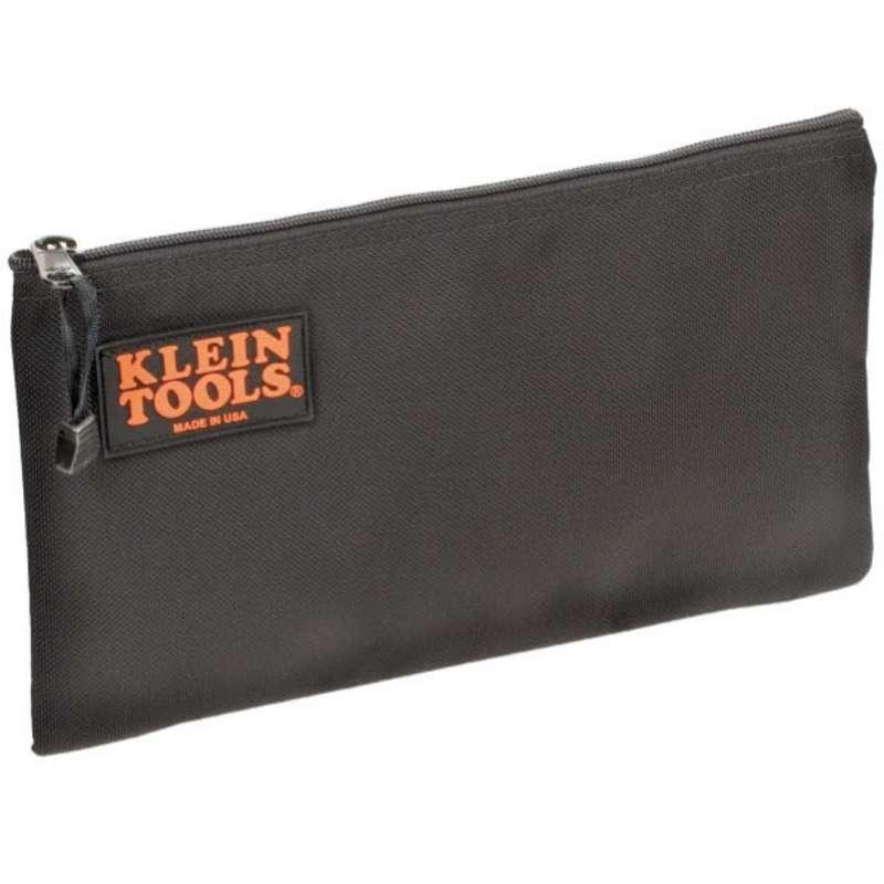 "CORDURA® Ballistic Nylon Zipper Bag, 7 x 12-1/2"""
