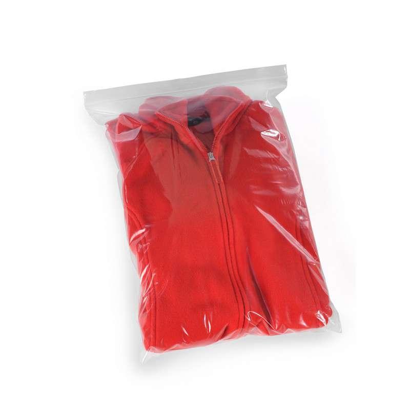 Zip Poly 12x15 4mil Bag
