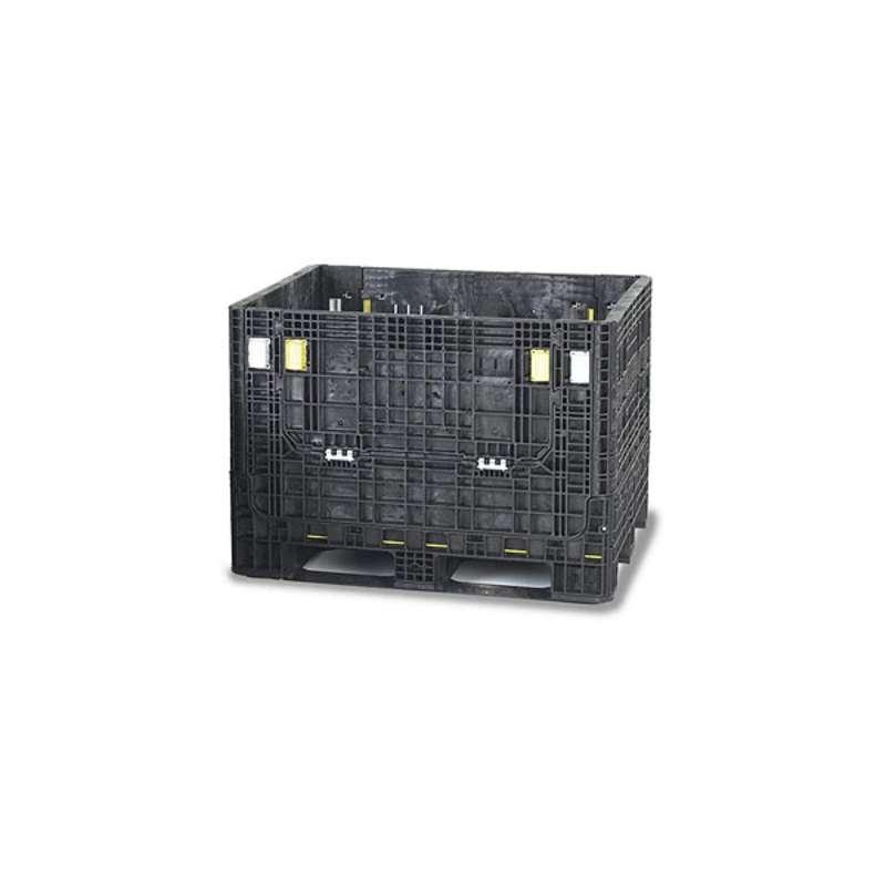 "ORBIS Folding Bulk Shipping Container 48 x 40 x 34"""