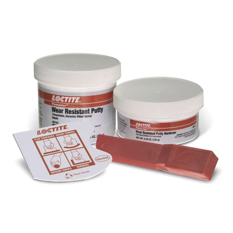 Fixmaster® Wear Resistant Putty