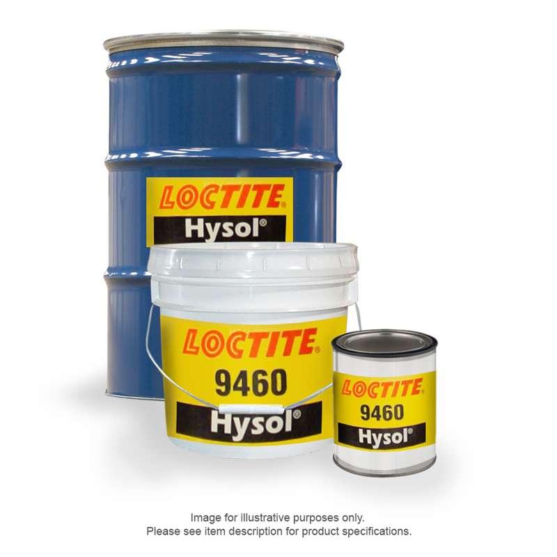 9460™ Hysol® Non-Sag Epoxy Structural Adhesive, Grey, 50 lb Pail