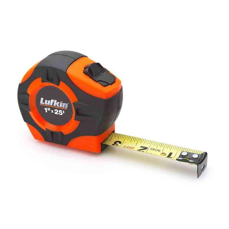 "P1000 Series Hi-Viz® Orange Tape Measure with Power Return, 3/4"" x 16'"