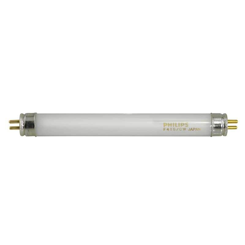 4 Watt Linear Fluorescent Bulb with 2-Pin Base and 6500K Color Temperature