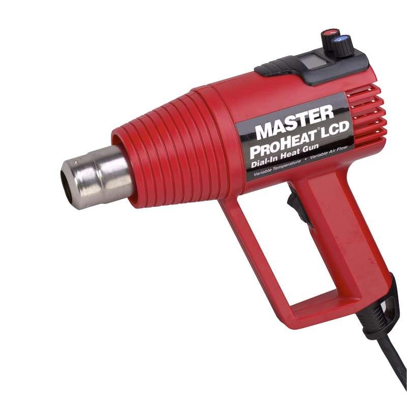 Proheat® LCD Dial-in Varitemp 130-1000°F Heat Gun, 120V