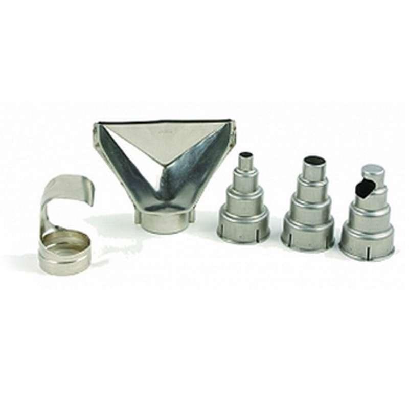 Heat Gun Attachment Kit for Proheat Series Heat Guns, 5 Pieces