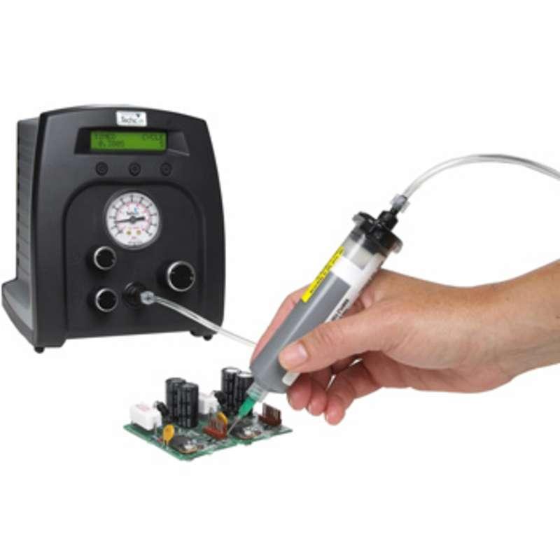 DX-255 Series Economical Digital Dispenser, 0-15 psi