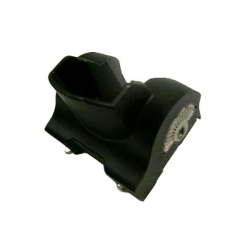 TipSaver™ Cradle, with Adjustment Knobs, for the MX-PTZ Precision Tweezers Hand-Piece
