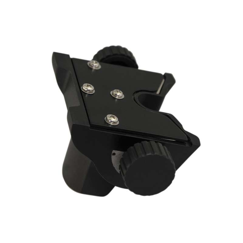 TipSaver™ Cradle, with Adjustment Knobs, for the MX-DS1 Desoldering Tool Pistol Grip Hand-Piece