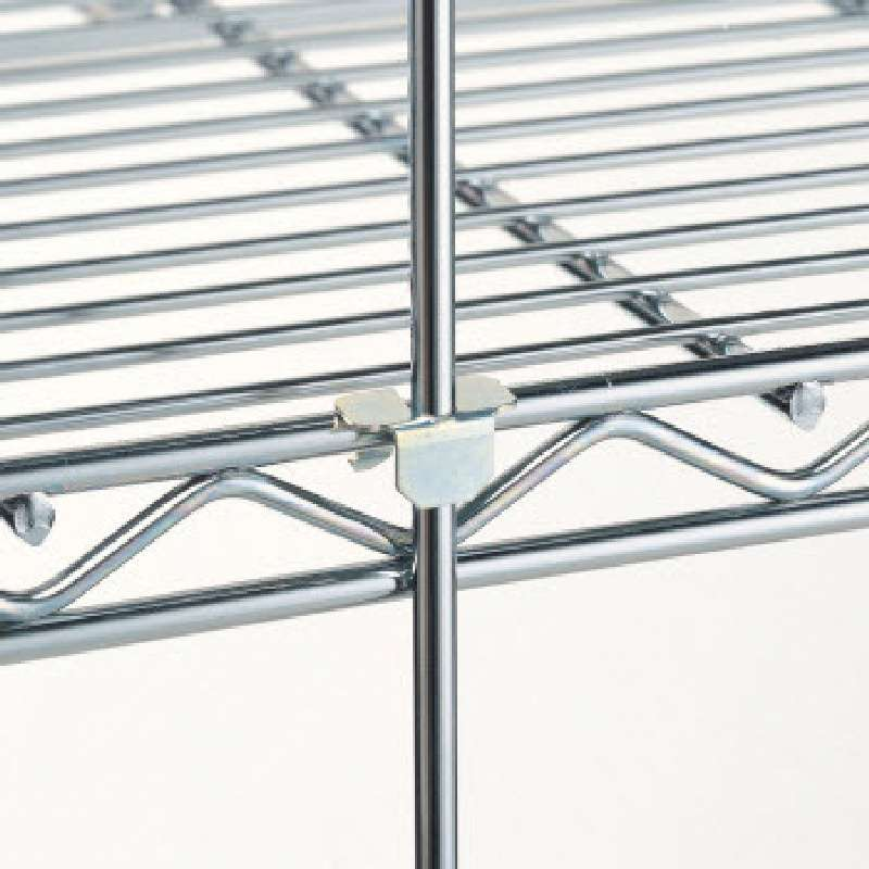 """Rod and 4 Tabs for Metro Wire Shelves, 52"""""""