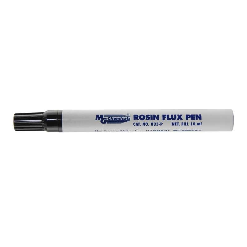 RA Rosin Soldering Flux Microtip Pen, 10 mL.