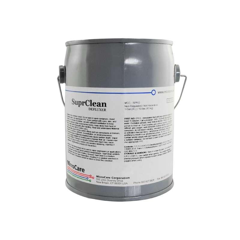 SuprClean™ Heavy Duty Flux Remover, 1 Gallon Mini-Pail