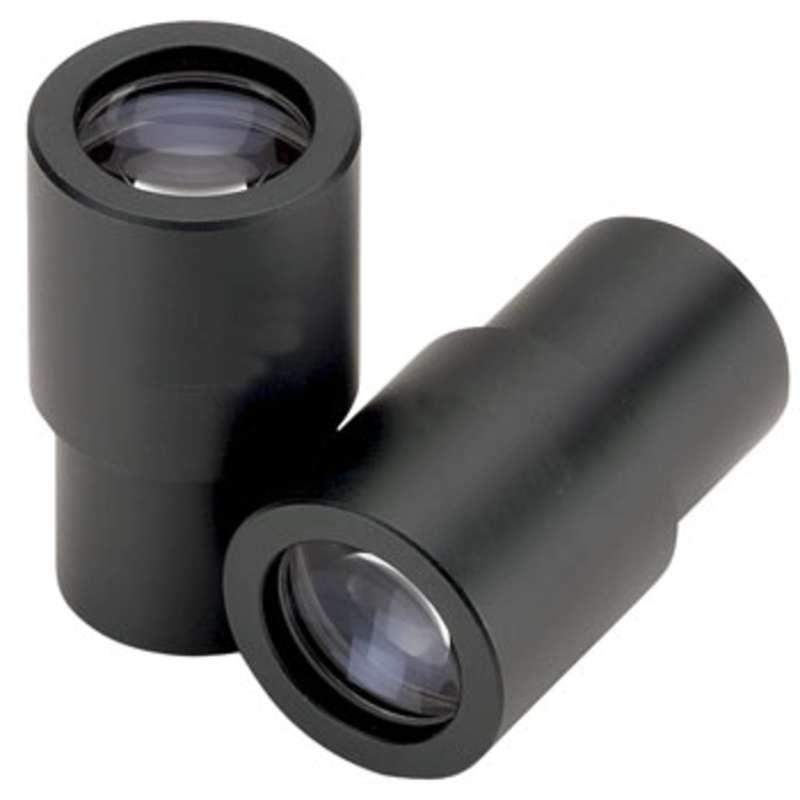 Pro-Zoom 20x Eyepieces for Binocular Microscopes, Pair