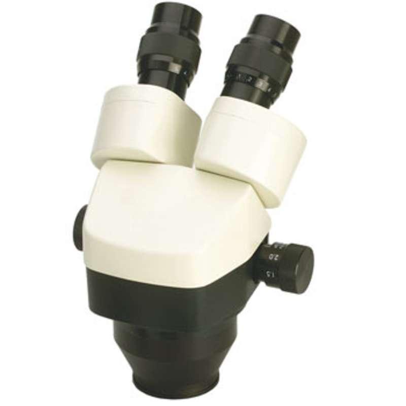 Pro-Zoom Binocular Kit w/PZ-6.5 Pod, 10x Eyepieces, 0.5x Aux. Lens, Focus Arm