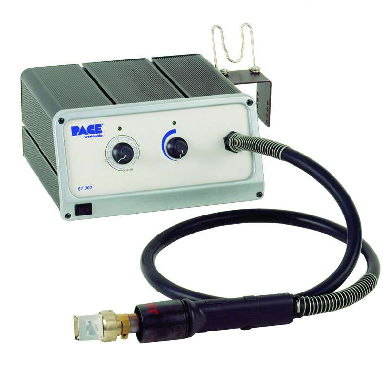 ST 300 Hot Air Reflow System with Temperature and Airflow Analog Controls, 120V