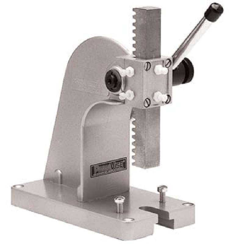 """Model 502 PanaPress® Precision Bench Mount Press with 8"""" Lever Arm"""