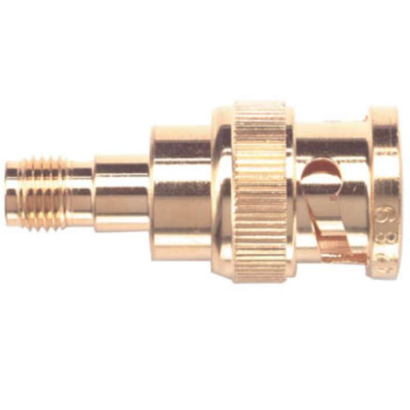 SMA (Female) to BNC (Male) Between Series Adapter