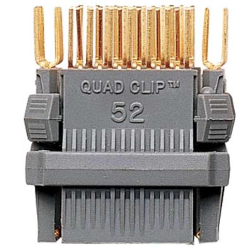 "PLCC Test Clip, 32 Pin, Lead Pitch 0.050"""