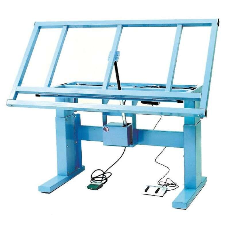 Electric Height Adjustable Wire Harness Assembly Station, 36 x 72