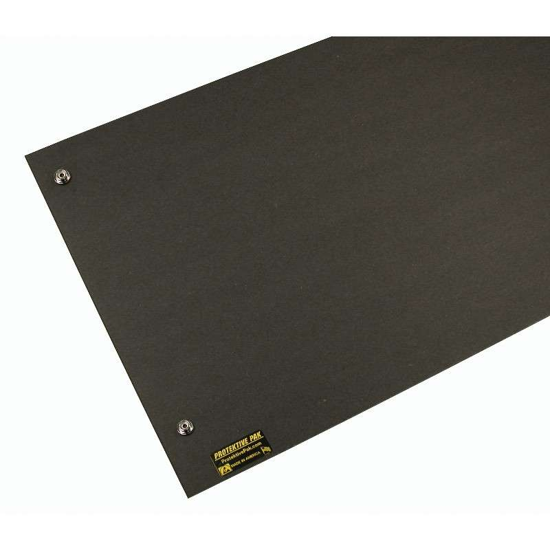 Solid Fiberboard Pro-Mat with 2 Male Snaps
