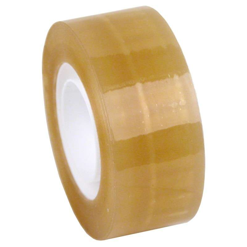 Wescorp™ 46922 ESD Tape, 1 in x 36 yd x 2.4 mil, Transparent