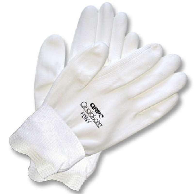 Qualakote® Polyurethane Palmed Dipped Assembly Inspection Gloves, Small