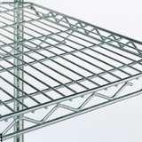 Chrome Wire Shelf, 30in W x 60in L