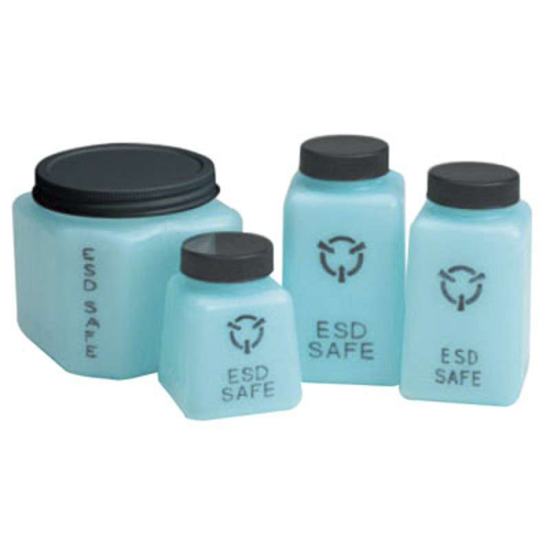 ESD-Safe Catch-All Utility Cup with Non-ESD-Safe Lid, 16 oz.