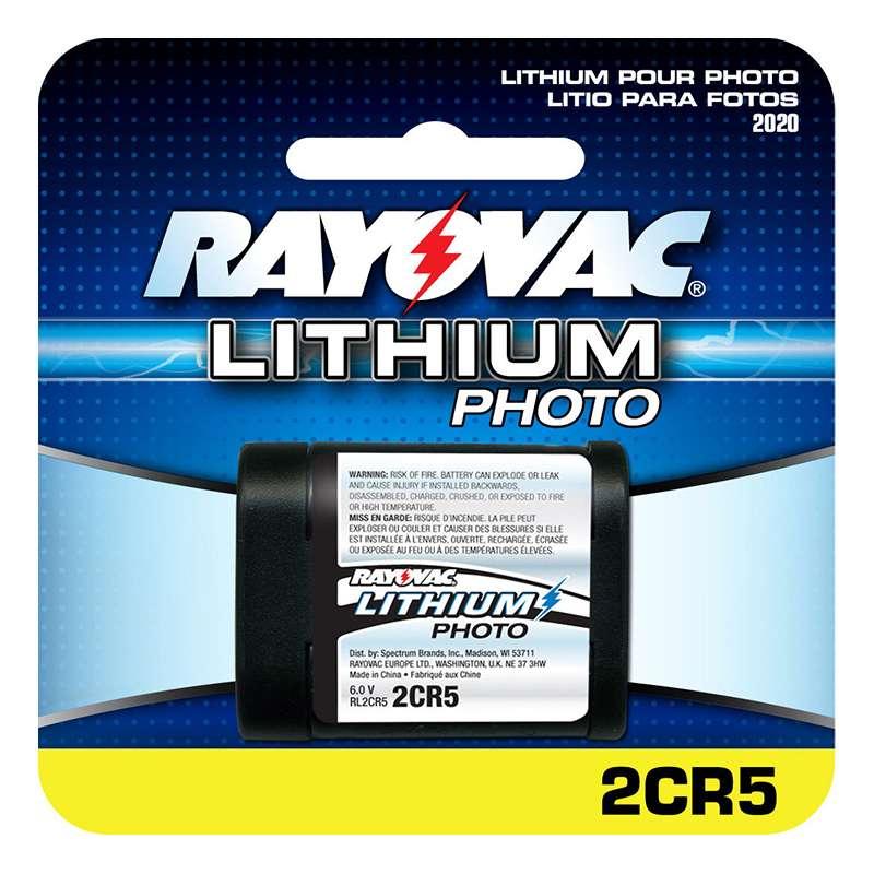 Rayovac RL2CR5-1A