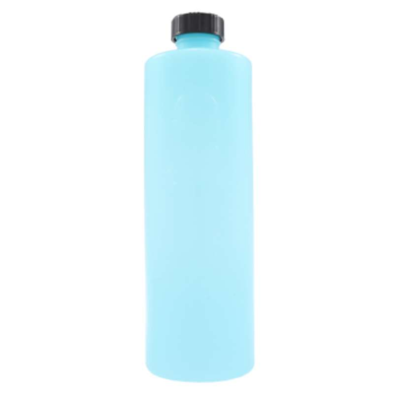 ESD-Safe Round Bottle with Lid, 16 oz.