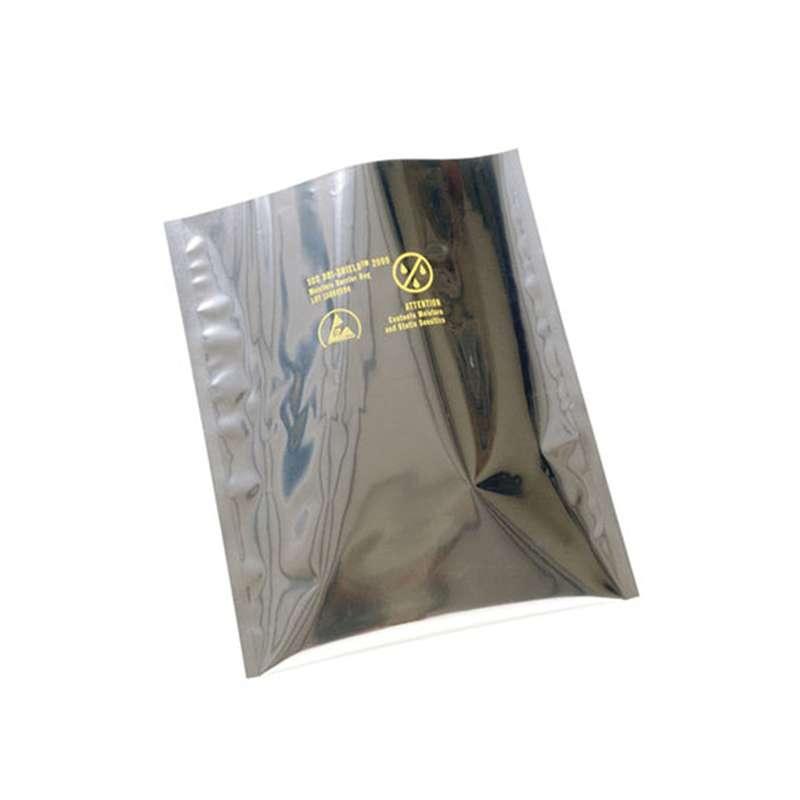 "Dri-Sheild 2000 ESD-Safe 3.6mil Moisture Barrier Bag for ESD/RFI/EMI Protection, 10 x 30"", 100 per Package"