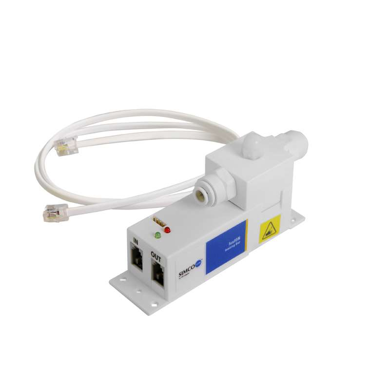 In-Line fusION Critical Environment Compact Ionizer with Auto Balance, 24 VDC