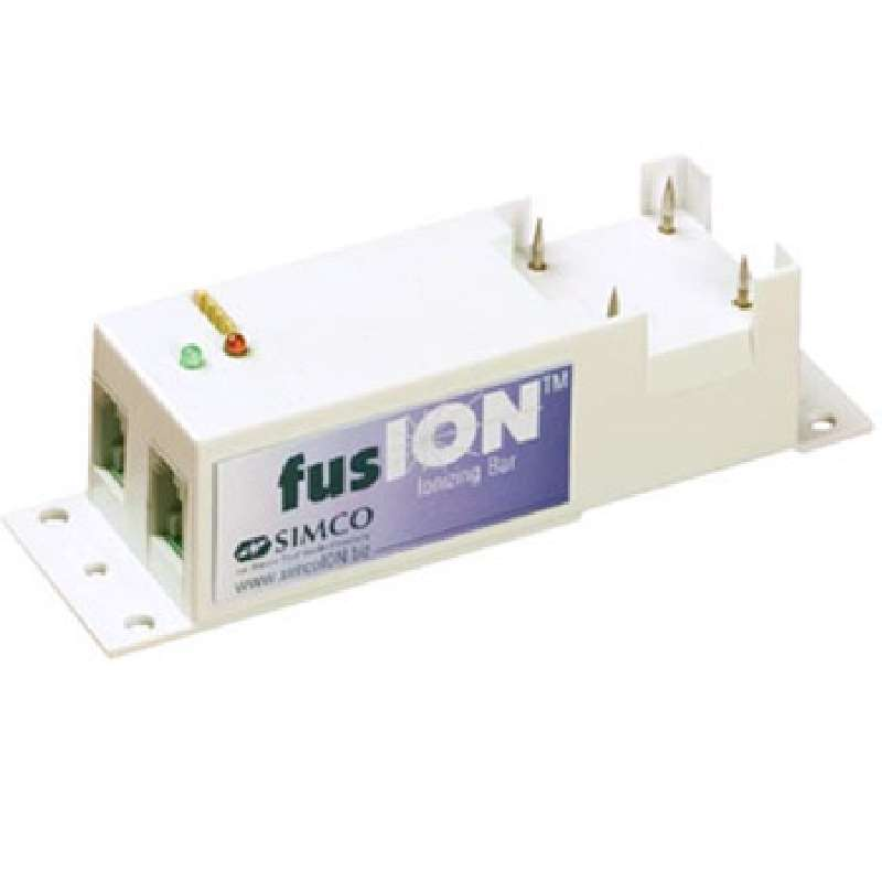 Compact Bi-Polar FusION Ionizing Bar with Tungsten Emitters, Requires Power Supply