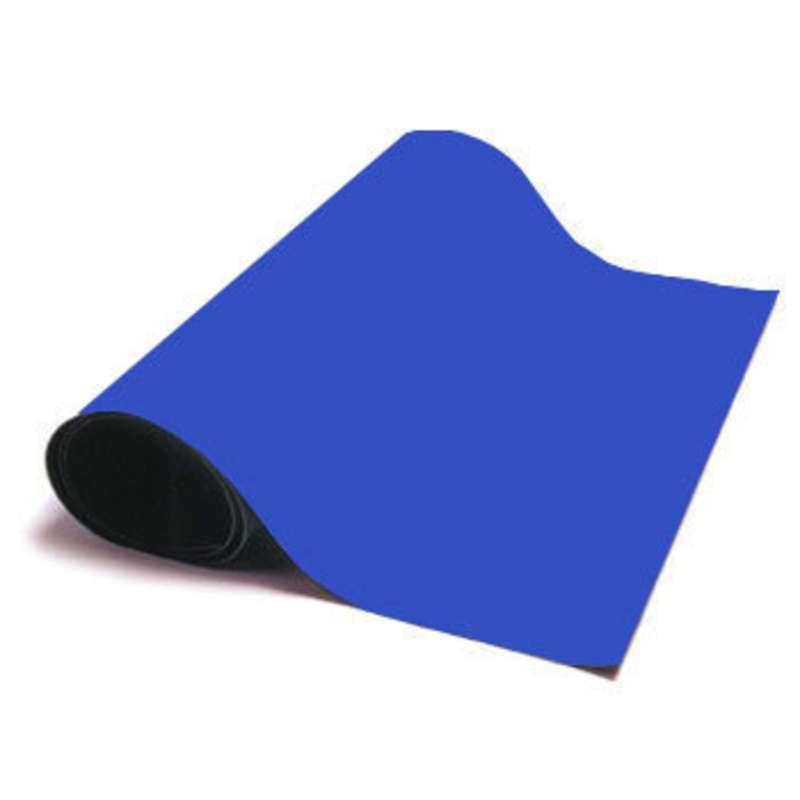 "Ultimat™ II 2-Layer ESD Dissipative Rubber Mat Roll , Dark Blue, 48"" x 40' x .060""(1.5mm)"