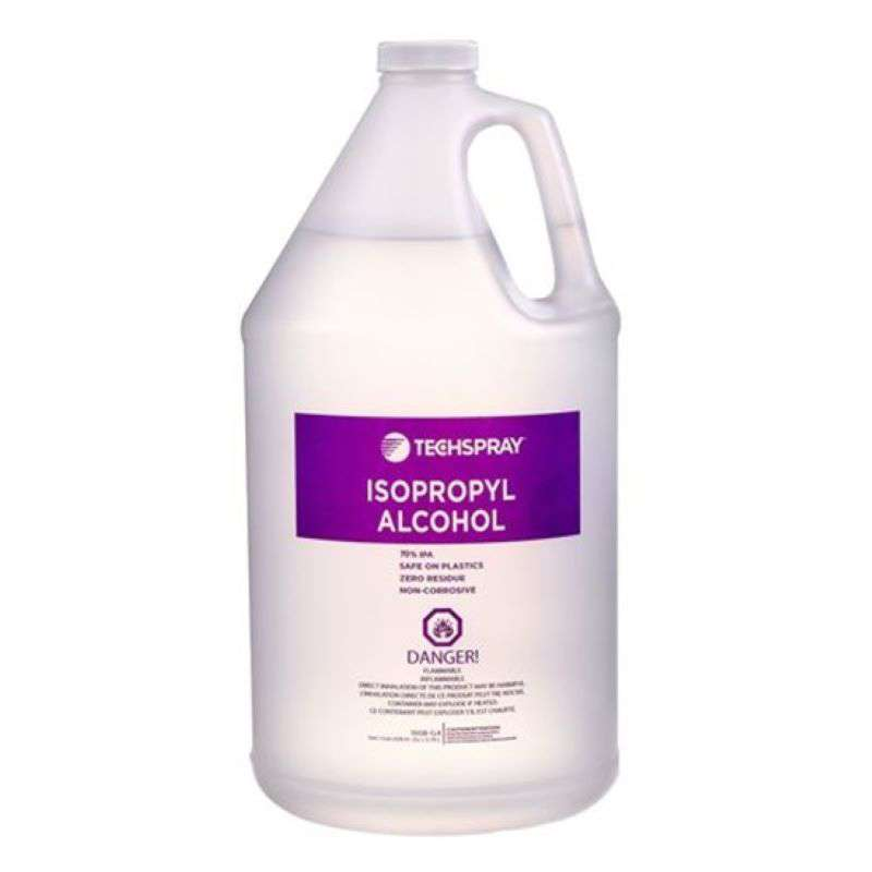 Cleaning Grade Isopropyl Alcohol (IPA) 70% IPA, 30% DI, 5 Gallon Container